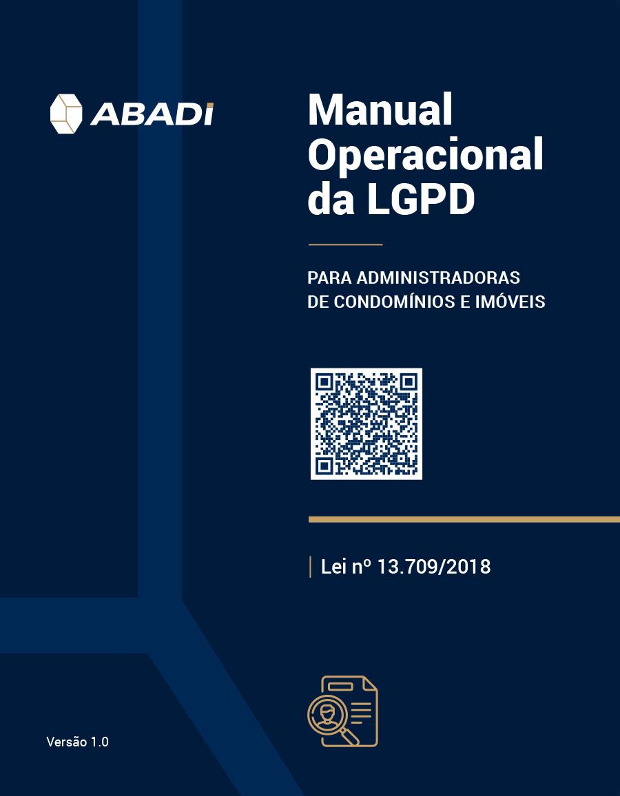 Manual Operacional da LGPD para administradoras de condomínios e imóveis